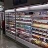 仟曦超市專用後補(bu)式冷櫃飲料保鮮櫃展示櫃品牌
