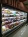 平頂山商超冷藏冷凍設備冷鏈廠家生鮮店噴霧冷柜保鮮加濕