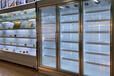 定制風幕柜廠家風幕柜價格超市水果店用風幕柜批發采購