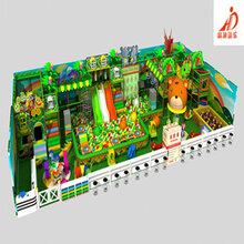 室内主题儿童乐园新款淘气堡室内儿童游乐设备小型淘气堡乐园图片