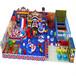 淘氣堡游樂設備兒童樂園室內游樂場兒童淘氣堡室內樂園