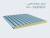 沈陽龍騰新型聚氨酯封邊玻璃絲棉保溫板復合板