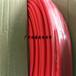 廠家供應Φ30紅色硅膠熱縮管柔軟熱縮套管
