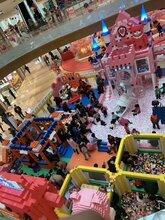 淘气堡儿童乐园,蹦床公园,户外非标游乐设施各种无动力游乐设施图片
