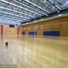 运动木地板安装后的日常维护