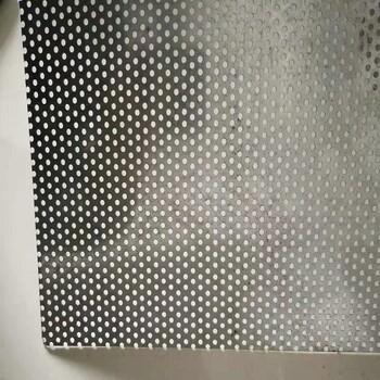 不锈钢冲孔板镀锌板铝板冲孔网厂家