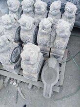 西宁石雕仿古抱鼓石拴马庄石桌子石凳子石狮子泊辰石雕公司厂家直销图片