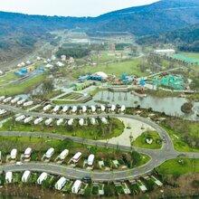 休闲度假空间的户外团建拓展基地-太湖湾露营谷!