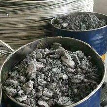 回收江苏镇江电缆厂铝泥废拉丝油图片