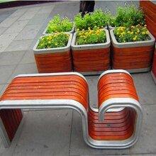 洛陽木塑花箱,洛陽道路隔離帶花箱,木塑花箱廠家圖片