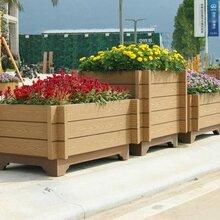 洛陽戶外花箱,洛陽PVC戶外木塑花箱,pvc木塑花箱廠家圖片