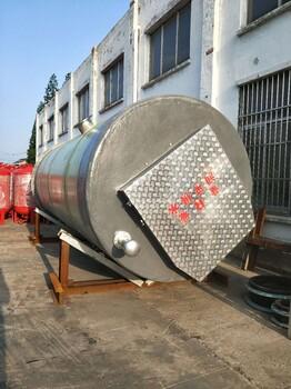 一体化预制污水泵站地埋玻璃钢一体化污水提升泵站