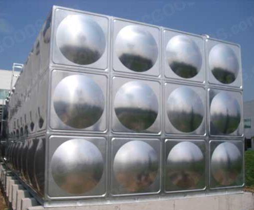 供水厂家直供不锈钢水箱保温水箱