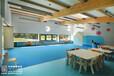 杭州國際雙語早教中心裝修設計案例-國富裝飾