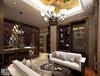 杭州中式美容院裝修_杭州濱江區美容院裝修設計效果圖-國富裝飾