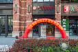 柯橋區500平方米自助餐廳設計施工-浙江國富裝飾