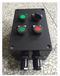 防水防尘防腐操作柱/两灯两钮防腐按钮箱