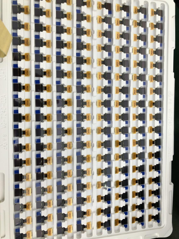VG7240-02A图片PDF0.42寸VG-7240TSWAG02屏参