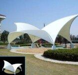 供青海民和帐篷膜结构和果洛遮阳膜结构报价