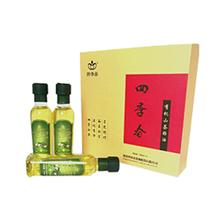 四季春有機茶油天然山茶油純正野茶樹茶籽油食用油農家茶油禮盒體驗裝圖片