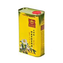 四季春茶油野生老樹茶油1L金屬罐裝山茶油食用茶籽油茶子油壓榨糧油圖片