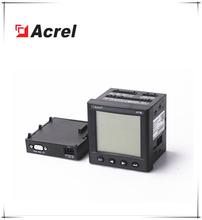 网络电力仪表供应厂家高精度多功能电表APM801全电参量测量模块化0.2S级图片
