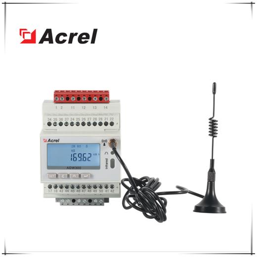 校園用安科瑞網絡電力儀表項目改造,多功能電表