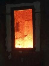 重慶檢測防火玻璃,火燒用防火玻璃單片10mm中空1小時圖片