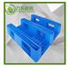 大量供應川字塑料托盤廠家車間用川字塑料墊倉板價格可加鋼管川字塑料卡板