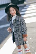 杭州銘人寶貝大衣、來拉來拉雙面羊絨、爆版多多歡迎采購圖片