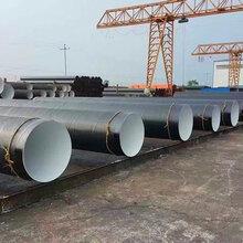 威海3pe螺旋鋼管現貨圖片