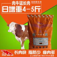 牛吃什么长得快肥得快