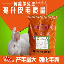 新型兔饲料添加剂&獭兔预混料哪家好&兔用预混料价格