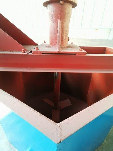 黃南多功能礦用攪拌桶礦漿分離機