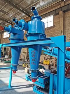 北海聚氨酯旋流器污水处理设备图片2