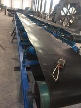 深圳矿石煤矸石皮带输送机矿山喂料设备图片