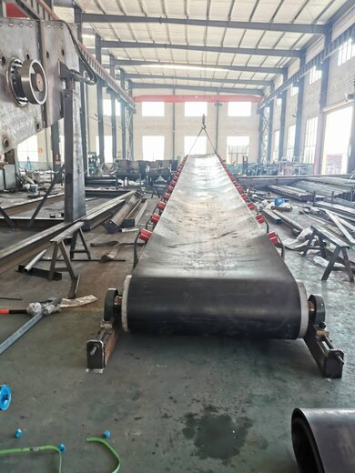防城港煤炭石子皮带输送机矿山喂料设备