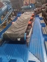广州煤炭石子皮带输送机流水线输送带图片