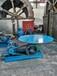 百色礦石煤矸石圓盤給料機礦山喂料設備