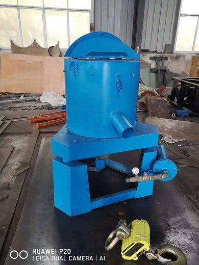 贺州金属矿分选选矿离心机淘金选钨锡回收设备