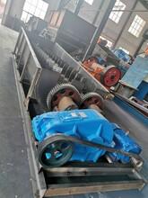 大型双螺旋洗石机单双轴槽式洗沙机绞龙洗矿脱泥全套沙石分离设备图片