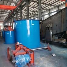 太原多功能礦用攪拌桶礦漿分離機圖片