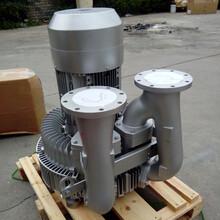 全风漩涡气泵3千瓦高压头风机风量图片
