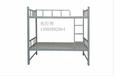 双层上下铺部队宿舍铁床学生高低铁艺床员工成人加厚钢架床双人