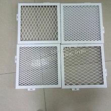 浙江铝网板护栏规格表:防护墙网图片