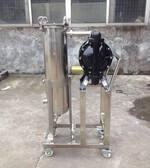 广东佛山油漆气动隔膜泵厂家