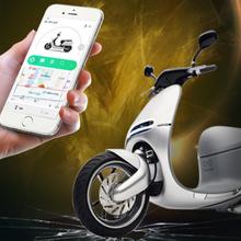電動車防盜系統_GPS定位設備物聯網電動車解決方案