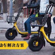 松果電單車,蜜蜂出行共享電單車他們都選擇在那兒,你呢?