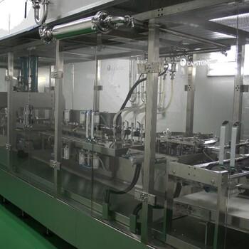 长春恒驰科技CSD型非pvc软袋大输液生产线冲洗液腹透生产线