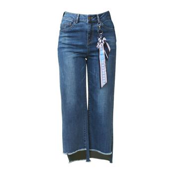 纳纹2019春夏装水洗裤子女齐色齐码八元女装加盟店